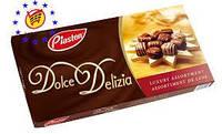 Цукерки шоколадні асорті Piasten Dolce Delizia 400 г
