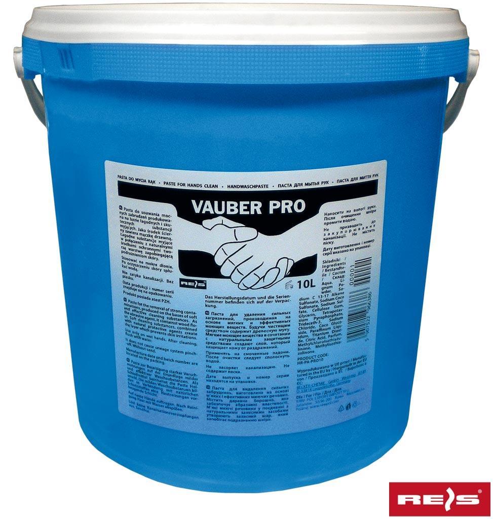 Паста VAUBER PRO для устранения тяжелых загрязнений HR-PA-PRO 10