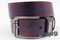 Мужской кожаный ремень RM-132071-11 40 мм Турция