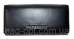 Женский кошелек из натуральной кожи Burberry (9.5x19x3 см)