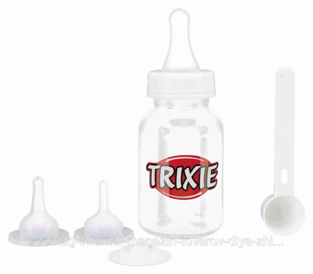 Набор для кормления новорожденных животных, 120мл Trixie™