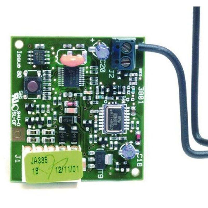 Двухканальный приемник MONOCANALE 433 RC для пультов GENIUS ECHO