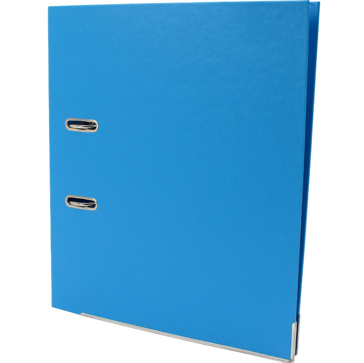 Папка регистратор А4 LUX Economix, 50 мм,голубая E39722*-11