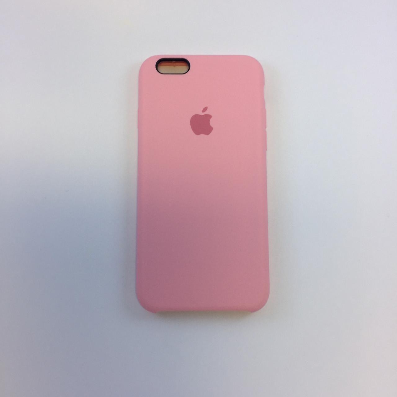 Чехол для iPhone 6/6s Plus, цветущая роза, силикон, copy original