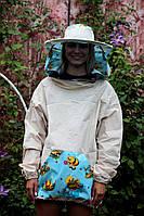 Куртка пчеловода бязь