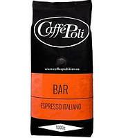 Кофе Caffe Poli Bar Rosso 1 кг.