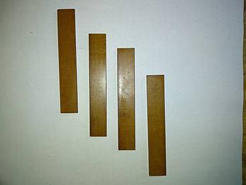 Текстолитовые пластины 95*16*4 мм (4 шт.), фото 2