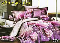 Комплект постельного белья Тет-А-Тет полуторный 682 ранфорс