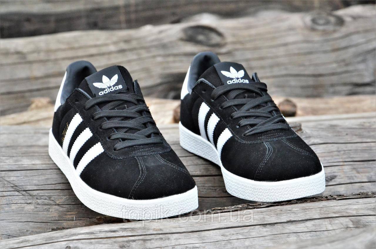 c1b06a062f16 Подростковые, унисекс, женские кроссовки, кеды реплика Adidas GAZELLE  натуральная замша ...