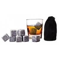 Камни для виски Whiskey Stones  охладят напиток до нужной температуры