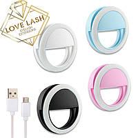 Светодиодное кольцо (USB)