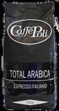 Кофе Caffe Poli 100% Total Arabica в зернах 1 кг.