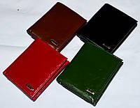Женские маленькие кошельки на кнопке (разные цвета) 9,5*11 см, фото 1