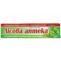 """Паста зубная лечебная,профилактическая""""Лесная аптека""""50мл."""