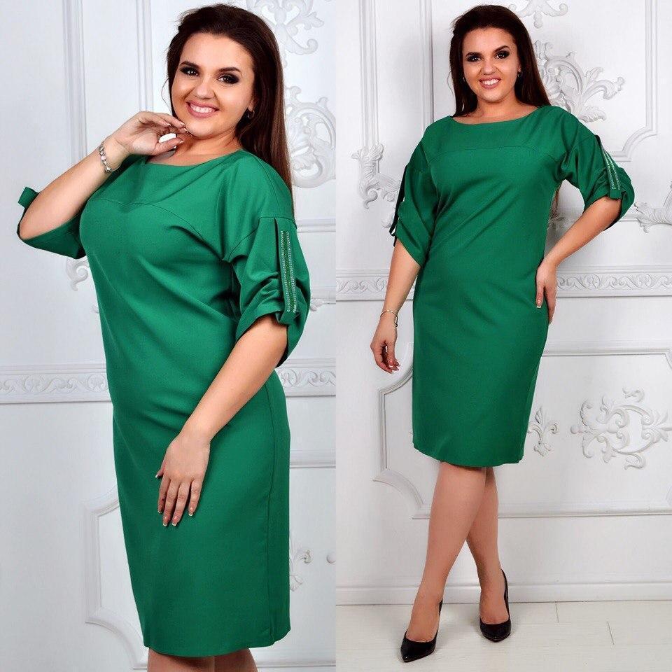 Сукня модель 798 зелене