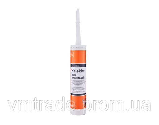 Акриловая мастика-герметик, эластичная для трещин,Калеким (Kalekim8001 Kalemastik) 0,310 л