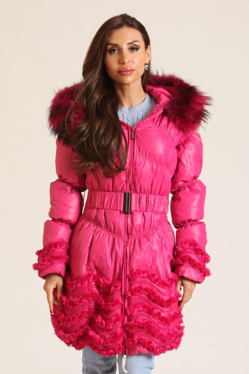 Пальто Sunnymodo 44 (CH-B218_Pink)
