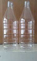 ПЭТ бутылка 0,9 литра