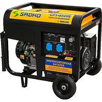 Бензиновый генератор Sadko GPS-8500E (7кВт, электростартер)