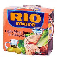 "Тунец в оливковом масле Rio Mare All""Olio di oliva 200/130 гр"
