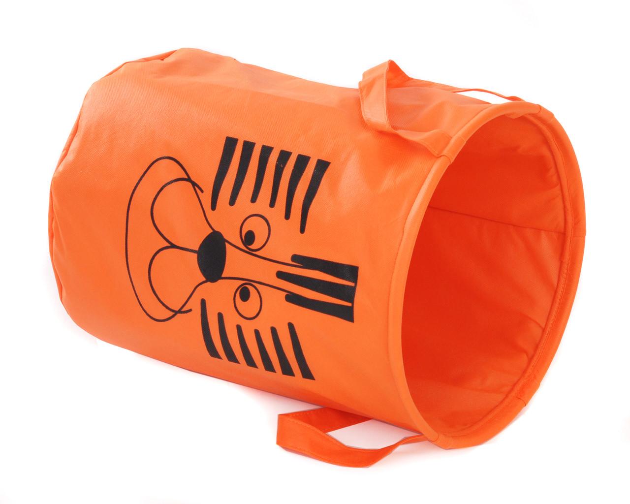 Мешок для хранения игрушек, 35 * 40 см, Зоопарк, Тигр (без крышки)