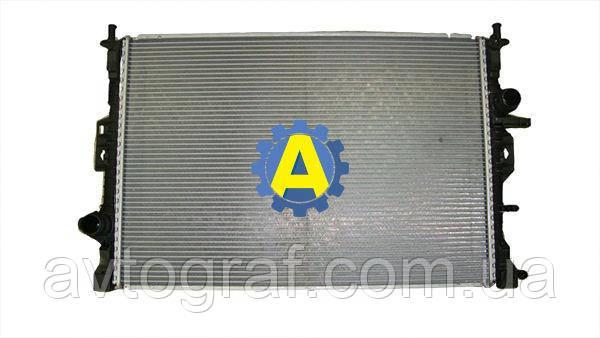 Радиатор охлаждения двигателя (основной) на Форд Мондео (Ford Mondeo) 2007-2014