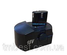 Аккумулятор шуруповерта Einhell 18 V (каблук)