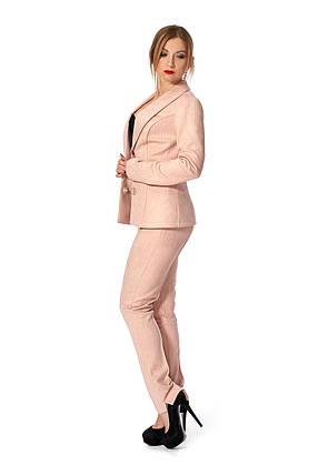 Элегантный и стильный женский костюм-тройка, фото 2