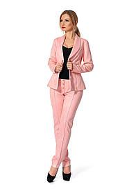 Элегантный и стильный женский костюм-тройка