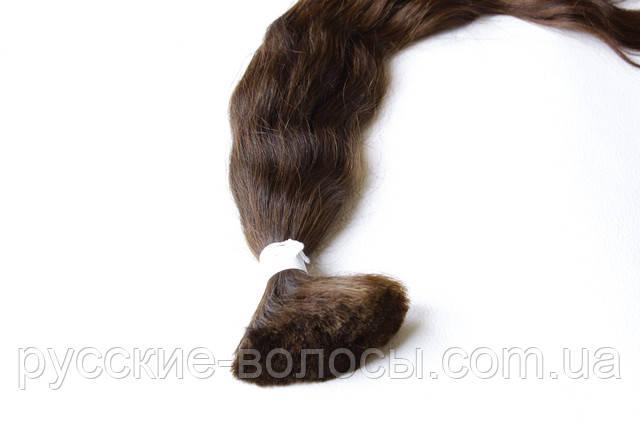 Срез славянских волос.