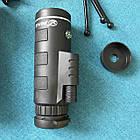 Монокуляр Panda Vision / монокль Панда   40x60 c креплением для телефона и Подарком!, фото 6