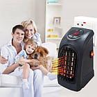 Портативный обогреватель Handy Heater Rovus  400 Вт настенный и керамический , фото 2