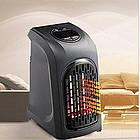 Портативный обогреватель Handy Heater Rovus  400 Вт настенный и керамический , фото 6