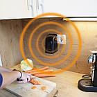 Портативный обогреватель Handy Heater Rovus  400 Вт настенный и керамический , фото 7