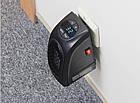 Портативный обогреватель Handy Heater Rovus  400 Вт настенный и керамический , фото 8