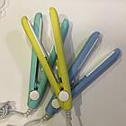 Мини утюжок для волос - идеальное выпрямление Gemei 2990 ОРИГИНАЛ + Подарок!, фото 2