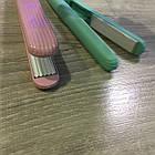 Мини утюжок для волос - идеальное выпрямление Gemei 2990 ОРИГИНАЛ + Подарок!, фото 10