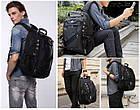 Швейцарский рюкзак SwissGear 8810 с USB, AUX и часами Swiss Army в Подарок, фото 7