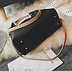 Женская сумка классическая в наборе сумка через плечо Tiffany Черный, фото 9