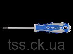 Отвёртка TORX T15 x 75 с отверстием