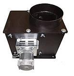 Универсальный модульный дымосос ДБУ WWK 180/75W Ø-140 (диаметр дымохода 140мм), фото 3