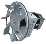 Универсальный модульный дымосос ДБУ WWK 180/75W Ø-140 (диаметр дымохода 140мм), фото 4
