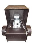 Универсальный модульный дымосос ДБУ WWK 180/75W Ø-140 (диаметр дымохода 140мм), фото 8