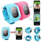 Smart Baby Watch Детские часы-телефон Q50 Зеленые GREEN Качество, фото 7