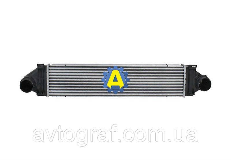 Радиатор интеркулера на Форд Мондео (Ford Mondeo) 2007-2014