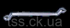 Ключ накидной 10х11 мм