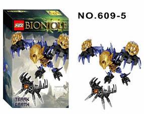 Конструктор KSZ 609-5 Бионикл Тотемное животное Земли Терак (аналог Lego Bionicle 71304)