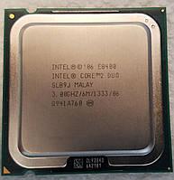 Мощный процессор Intel Core 2 Duo E8400 (6M,3.00 GHz,1333MHz) S775!