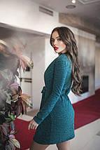 """Ангоровый женский костюм-двойка """"Holder"""" с кардиганом (5 цветов), фото 2"""
