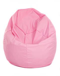 Пуф Груша Размер ХL 110*90 см, оксфорд розовый